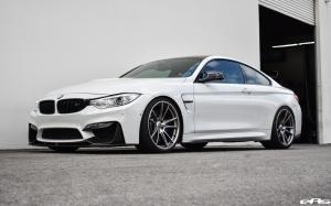 2020 BMW M4 Coupe by EAS on HRE Wheels (FF04)